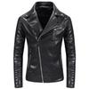 Spring British Style Men leather Jackets and Coats Autumn Casual Black Men PU Jacket Motorcycle Leather Jacket,Dropshipping