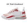 # 8 kırmızı degrade