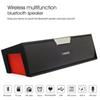 SDY Portable Bluetooth Stereo Wireless Speaker FM Radio Support TF Card Micro SD Card and USB Input for iPhone iPad Mini Samsung Galaxy