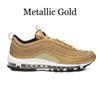 الذهب المعدني