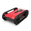 Flytec 18203 RC Tank 480P Camera Tank RC WiFi FPV Image AR Battle Alloy 2CH Car with Light App Control Toy Racing Battle