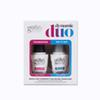 2PCS SET Harmony Gelish gel nail polish colors no wipeTop coat and Base coat foundation and top it off with box