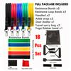 18 Pcs Set Pull Rope Fitness