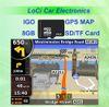 carta di mappa GPS IGO