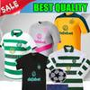 2019 Glasgow Celtic third gray Soccer Jersey 19 20 Celtic black goalkeeper BITTON BROWN ROGIC CHRISTIE 2020 Celtic FC Pink Football Shirt