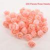 200pcs الوردي اللحم