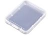 CF Card Plastic Case box Transparent Standard Memory Card Holder MS white box Storage Case for TF micro XD SD card case 1200PCS