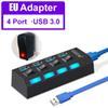 USB3.0 4Port with EU