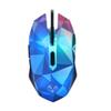 Dazzle Colour Diamond Edition Gaming Mouse Wired Mouse Gamer Optical Computer For Pro Gamer