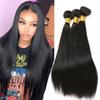 Mink Brazilian Straight Human Hair 3 Bundles Deals Body Wave Raw Virgin Indian Hair Extensions Peruvian Human Hair Bundles Malaysian Weave