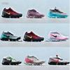 Hot sale brand Air Knitting VM Portable Kids Running Shoes Children cushion flair Sports Shoes Boys Girls Training Sneakers SIZE 26-35