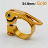 34.9mm Gold