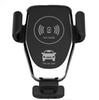 Qi Wireless Charger For iPhone X XR XS Max 8 Plus 10W Fast Wireless Car Charger Charging Pad For Samsung S9 S8 Car Holder Charger
