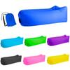 Light sleeping bag Waterproof Inflatable bag lazy sofa camping Sleeping bags air bed Adult Beach Lounge Chair Fast Folding