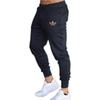 Mens Joggers Casual Pants Fitness Male Sportswear Tracksuit Bottoms Skinny Sweatpants Trousers Black Gyms Joggers Track Pants WZ