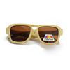 النظارات الشمسية البني فقط