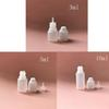 LDPE Needle Bottles E Cigarette Bottles E Liquid Dropper Bottle Long Dropper Tip Childproof Safety Bottle 3ml 5ml 10ml 20ml 30ml 50ml 100ml