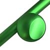 vert mat glace
