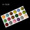 18 del merletto di colore