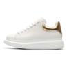 Gold Leather Backtab