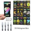 3D Hologram Black Dank Vapes G5 Vape Cartridge Packaging For Empty Vape Pen Cartridges 1ml Ceramic Dab Pen Wax Vaporizer Ecig 510 Battery