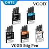 100% Authentic Newest Packaging VGOD STIG Disposable Pod Device 3Pcs Pack 270mAh Battery 1.2ml Cartridge Vape Pen Vs Novo Nord Lo Key