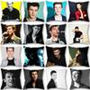 Fashion Pop Singer Shawn Mendes Pattern Print Cotton Linen Throw Pillow Cover Sofa Car Cusion Cover Home Decorative Pillowcase