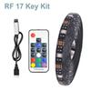Black PCB 17keys RF