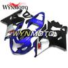 Complete Motorcycle Fairings For Suzuki gsx-r600 gsx-r750 K4 2004 2005 GSXR600-750 K4 2004 2005 Blue Black White Covers New Frames Set