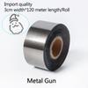 Metal Gun-3 centímetro de largura * 120 metros