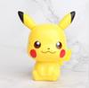 4 Styles Pikachu Cake Decoration Hand Doll Micro Landscape Model Car Accessories Kids Pikachu Action Figures L097