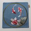 graublau fish33x33cm