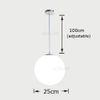 diameter 25cm
