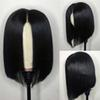 Bob Wigs For African American Women Virgin Peruvian Bob Cut Short Lace Front Cheap Human Hair Wigs