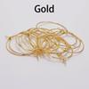 20mm, 50Pcs / Lot, Altın