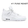 # 7 pur argent