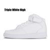 Triple Blanco Alto