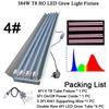 4 # 4 ft LED Işıklar Fikstürü büyütün
