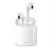 I7 bluetooth headphone dual ear wireless stereo charging bin TWS pair ear i7S bluetooth headphone movement 5.0