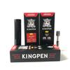 Kingpen Vape Cartridge Packaging 1ml Ceramic Cart Dab Wax Vaporizer 710 King Pen Empty Vape Pen Oil Cartridge 510 Thread Carts E Cigarette
