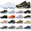 New Airs Caushion Mercurial Plus Tn Ultra SE Black White Orange Casual Shoes High quality Chaussures Women Mens Maxes Shoes 36-46