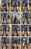 Italy ICON D2 Classic Fashion Man Jeans Hip Hop Rock Moto Mens Casual Design Ripped Jeans Distressed Skinny Denim Biker Jeans Men Pants
