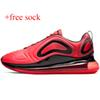 A32 Red Black 36-45