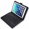Removable Wireless Bluetooth Keyboard PU Leather Case for 9,10,10.1 inch Windows Android A33 IOS ipad Tablet PC Galaxy Tab Universal