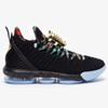 b7d5b33a22e New lebron 16 Watch The Throne Men Basketball Shoes Black Metallic  Gold-Rose Frost James