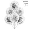 воздушный шар латекса 6 PCS2