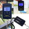 40kg Digital Scales LCD Display Hanging Luggage Fishing Weight Fine Weighing Balance Libra Steelyard Household Scales Free DHL WX9-1161