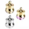 5G Crown Cream Jar Pot - 3 Colors Refillable 5ML Empty Cosmetic Travel Size Face Cream Bottle Lotion Container
