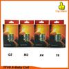 TFV8 X-Baby Coil Head Big Family V8 X-Baby Q2 M2 X4 T6 T8 Replacement Coils For Stick V8 T-Priv Kit TFV8 X-baby Atomizer