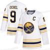 Sabres 9 50th Gold